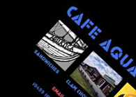 Cafe Aquatica Website