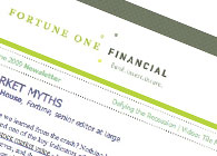 Fortune One Financial Email Blast