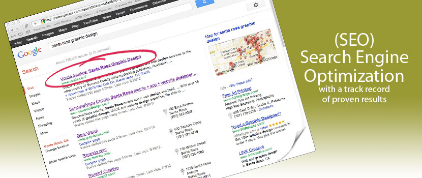 SEO Results Graphic Design